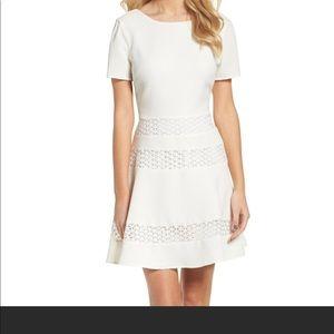 New! Chelsea28 flare dress